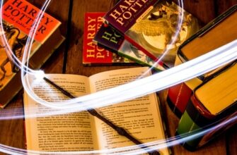 все книги гарри поттер-2